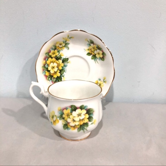 Vintage 60's Royal Albert teacup & saucer